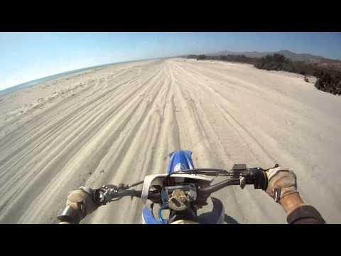 Baja, Mexico Dirt Bike Trip