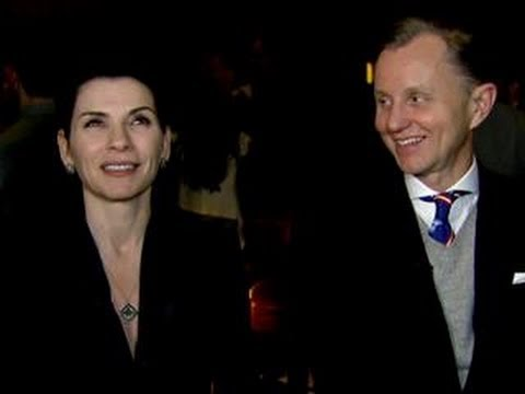 Margulies Reveals She's a Max Raabe 'Groupie'