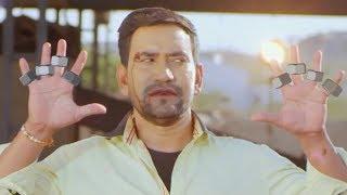 अंजना को निरहुआ गोली मारने की धमकी दिया - Comedy Scene - Comedy Scene From Bhojpuri Movie JIGAR