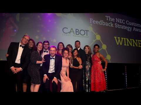 2017 UK Customer Satisfaction Awards - Cabot