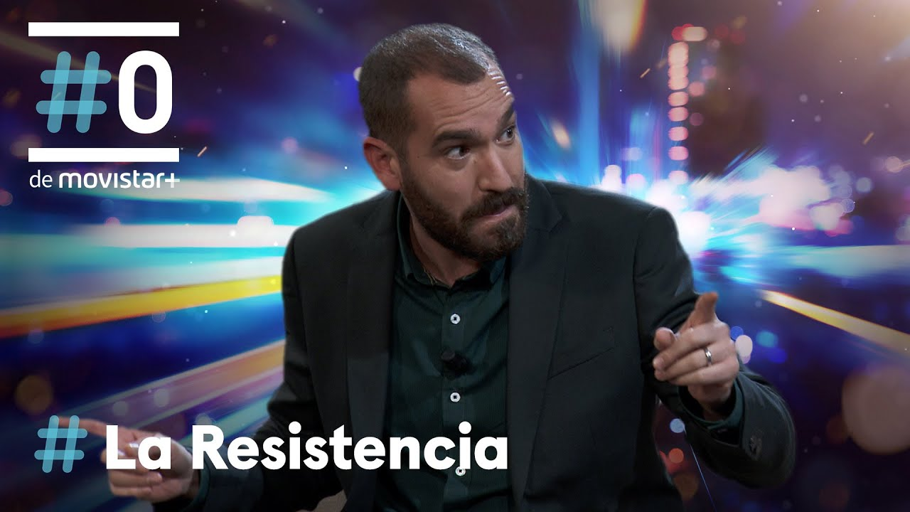LA RESISTENCIA – Jorge Ponce lee cosas nazis | #LaResistencia 25.11.2020