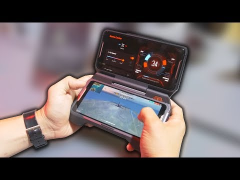 hands-on-with-the-3-gaming-accessories-for-the-asus-rog-phone!