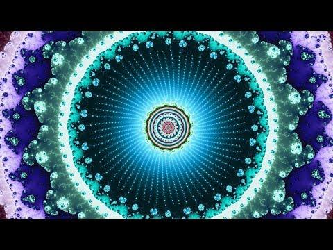 Eye of the Universe - Mandelbrot Fractal Zoom (e1091) (4k 60fps)