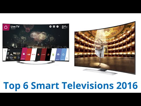 6 Best Smart Televisions 2016