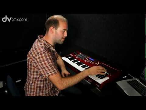 Akai MAX 49 MIDI USB CV Controller Keyboard Review