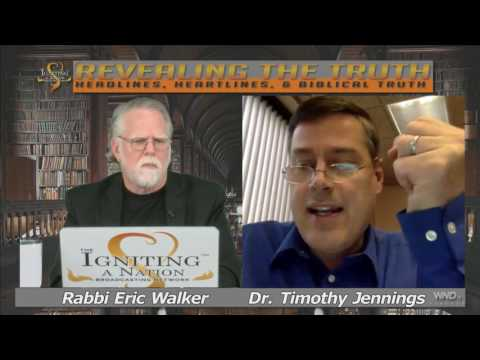 "Rabbi Walker & Timothy R  Jennings discuss his book ""The God Shaped Brain"" 05 11 2017"