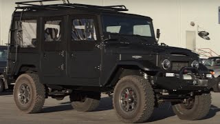 Unstoppable ICON FJ44 - /TUNED
