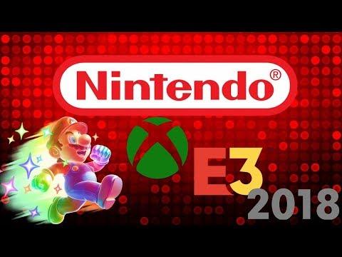 MGN Live: Xbox E3 2018 Line Up Leak Vs Nintendo E3 2018 Line Up & New Fortnite Map | Nintendo 4DS