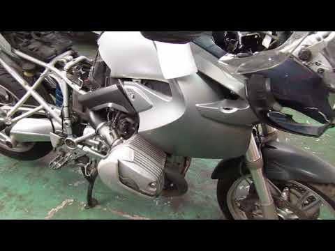 Работа двигателя BMW1200GS Двигатель в продаже!