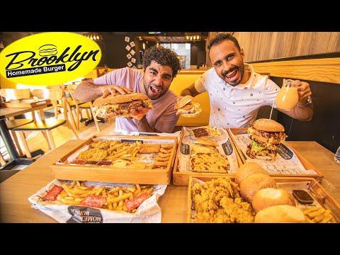 تجربة أكبر ساندوتش فراخ في مصر 🔥🍔
