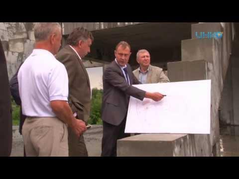 Визит министра спорта Московской области в Луховицы