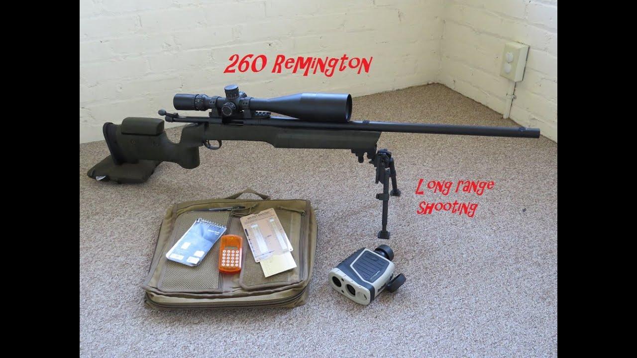 Resultado de imagen para .260 Remington