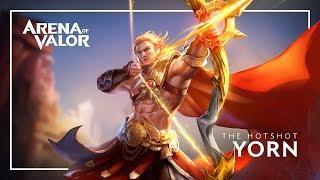 Yorn: Hero Spotlight   Gameplay - Arena of Valor