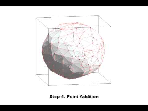 Download gHull: A GPU algorithm for 3D Convex Hull