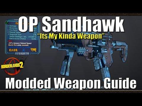 Borderlands 2   Farming H3RL-E For The Sandhawk   Community