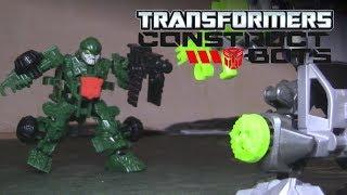 Трансформеры - Наездники Диноботов (Autobot Hound и Lockdown)