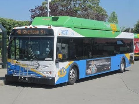 Buses in Seattle, WA (Volume Three)
