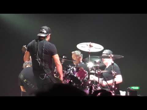 Metallica - Halo on Fire - Bologna, 14 Febbraio 2018