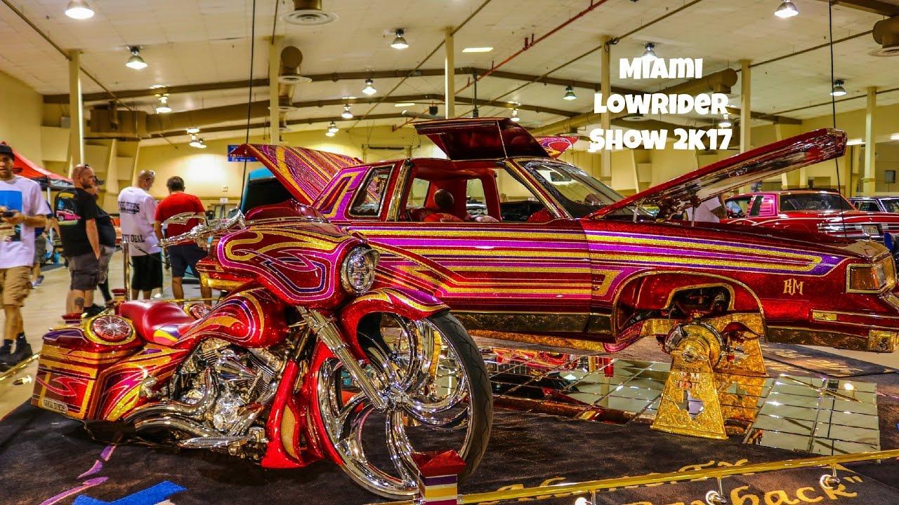 Lowrider Miami >> Miami Lowrider Show 2k17 Lowriders Big Rims Dually Lifted Trucks