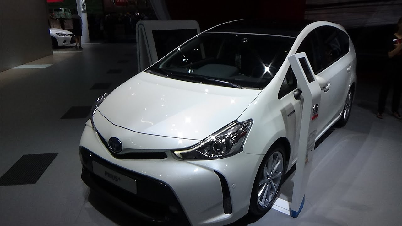 2016 Toyota Prius Plus Exterior And Interior Iaa