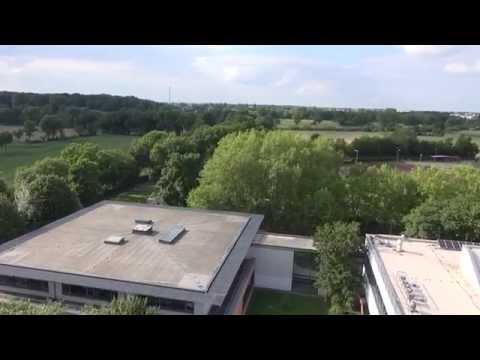 Georg-Büchner-Gymnasium Hannover Seelze Flycam 2014 - Sony HDR PJ780 Hexacopter