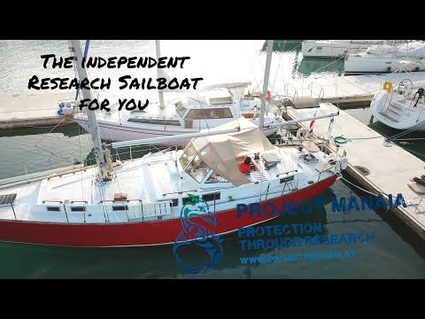 How to Research the Ocean on a Budget  - INDEPENDENCE AT SEA Video Log 1