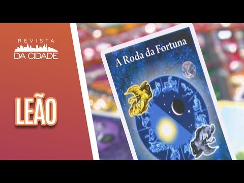 Previsão de Leão 15/07 a 21/07 - Revista da Cidade (16/07/18)