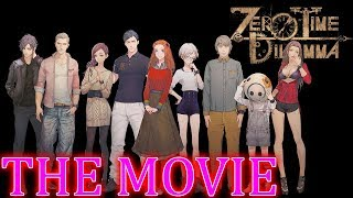 Zero Escape Zero Time Dilemma THE MOVIE