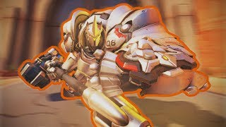 Hero Scream Sounds | Pinned by Reinhardt [Overwatch]