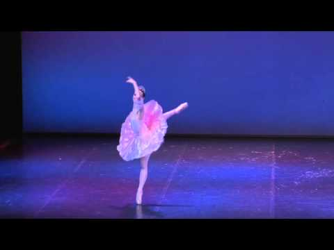 Sleeping Beauty Aurora Variation Fouette Russian Classic Ballet 2015