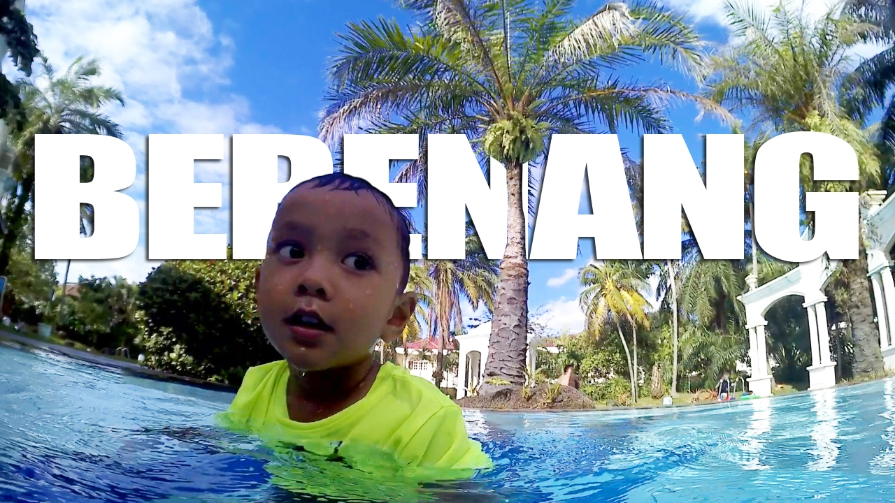 Belajar Berenang Baby Swimming In Pool Youtube