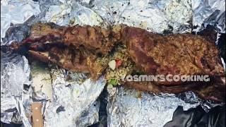 How to roast whole lamb underground at home/Khada Kabab recipes | Balochi Dish Khada Kabab