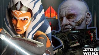 AHSOKA'S FATE FINALLY REVEALED! - Star Wars Rebels Season 4 Explained