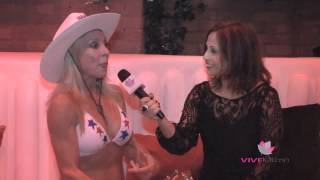 naked cowgirl and naked cowboy gets interview by vivekaterin com