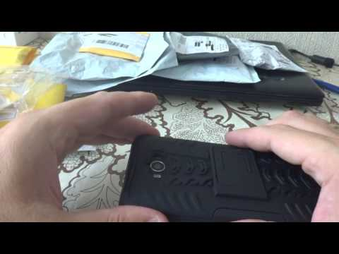 Аксессуары к Asus ZenFone max с AliExpress unboxing
