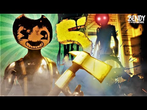 How Sammy Lawrence Could RETURN In Bendy Chapter 5! (Bendy & The Ink Machine Theories)