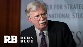 Lawyer for John Bolton says he'll testify if subpoenaed