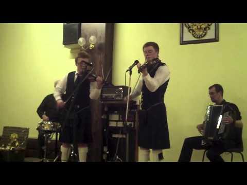 George & Stuart Davidson taken by Norman English www.accordionbay.co.uk