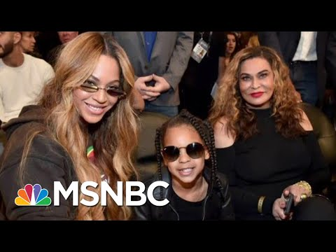 Beyoncé's Mom On Social Justice: 'Get Out And Vote' | The Beat With Ari Melber | MSNBC