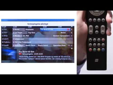 TV Guide til TDC TV Boksen - Tvvalg.dk