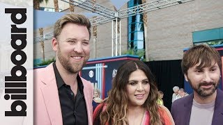 Lady Antebellum Talk New Single 'What If I Never Get Over You' & Vegas Residency | ACM Awards
