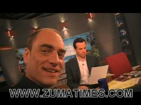 Zuma Dogg Behind The Scenes @ Good Day L.A. (Pt. 2)