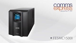 APC SMC1500I Smart-UPS C 1500VA
