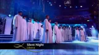 Libera singing Silent Night - Songs of Praise 22.12.2013