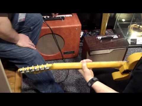 Carr Amplifiers Mercury - Billy Penn 300guitars.com