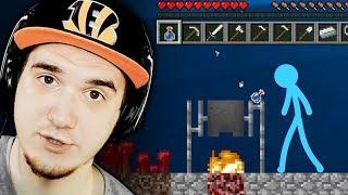Animation vs. Minecraft - Зелья Episode 4 AVM Shorts (Анимация против Майнкрафта) | Реакция