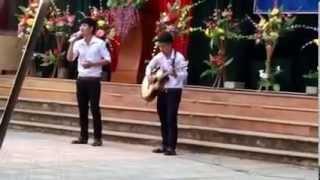 Phượng Hồng Guitar  - THPT Cửa Tùng