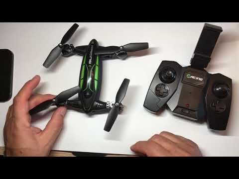 Drohnen Test RC  Quadrocopter  Hybrid Auto Buggy mit HD Kamera ,Wifi