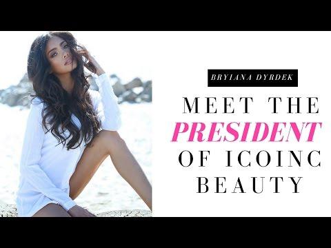 Meet President of Iconic Beauty: Bryiana Dyrdek