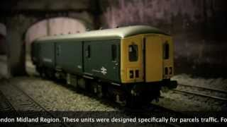 oorail.com | Heljan British Rail Class 128 DPU / Parcels Review
